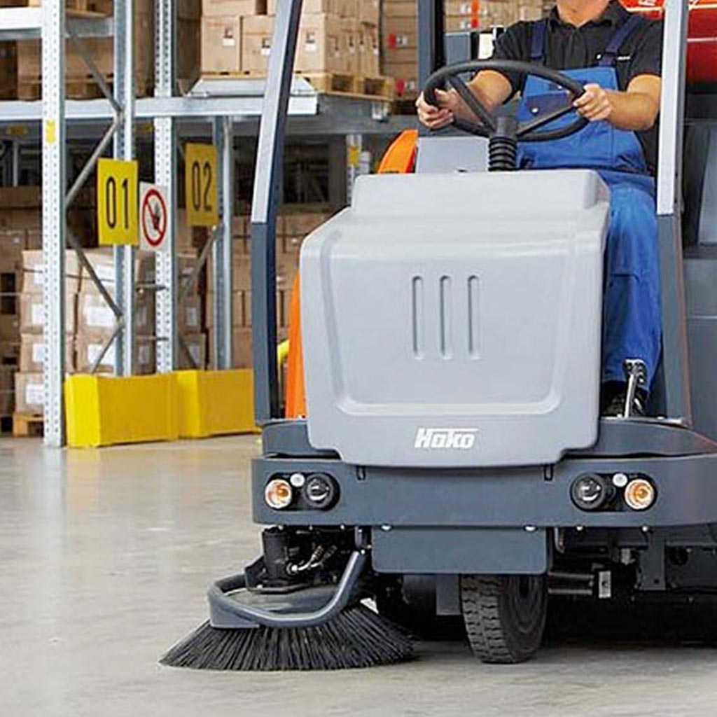 warehouse cleaning melbourne
